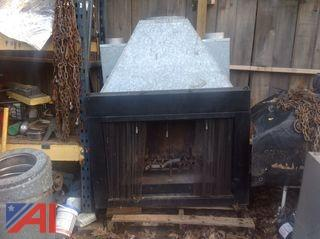 Fire Place Insert