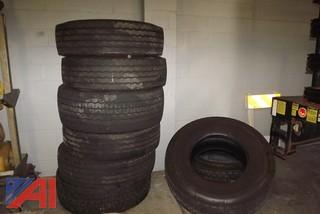 (8) Used Tires