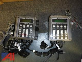 (2) Advantage MicroTron Tower Controllers (#1146)