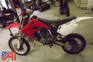 2005 Honda CR 85 Motorcycle