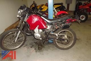 Panterra Motorcycle