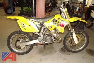 Suzuki RM 125 Motorcycle