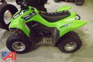 2014 Kawasaki Quad
