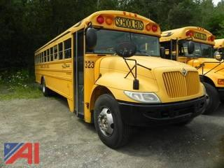 2005 International 3300 Blue Bird Bus