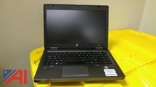 (49) HP ProBook 6465b Laptops & (49) DIB HP PR Dock Station 90w Peug (Docking Station)