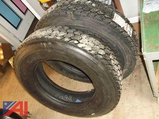 (2) New Goodyear Tires