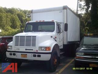 1994 International S4600 Box Truck