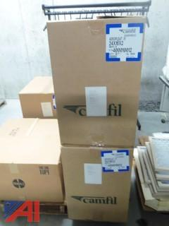 (2) Pallets of Air Filters