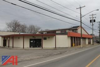 Former Restaurant Building **Viewing Time Added**