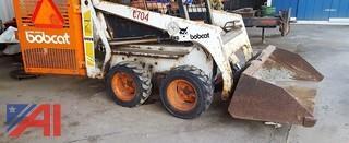 1989 Bobcat 440B Skid Steer Loader