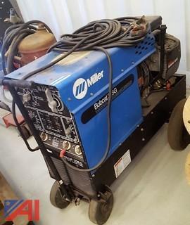 Miller Bobcat 225G Stick Welder/Generator