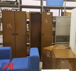 Storage & File Cabinets
