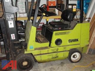 Clark GCX20 Forklift