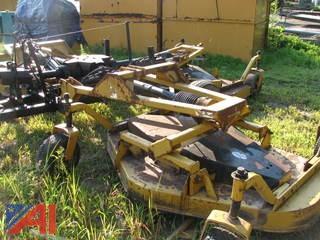 2003 Woods Model 9204RD Turf Batwing Mower