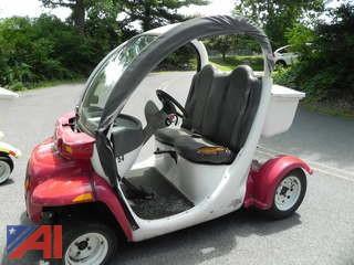 2002 Gem 825 Electric Car