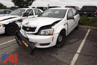 2013 Chevrolet Caprice Sedan