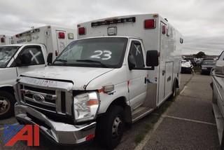 2011 Ford E450 Ambulance
