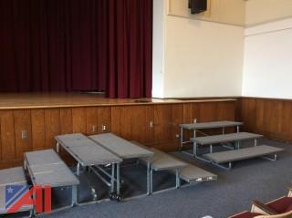 (5) Sections - Three-tier Risers