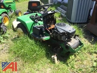 Lot of Assorted Lawn Tractors