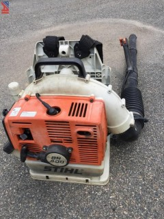 Stihl Backpack Blower BR400