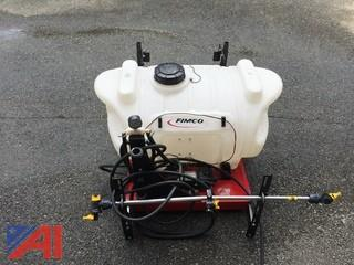 Fimco 40 Gallon Sprayer Skid Unit