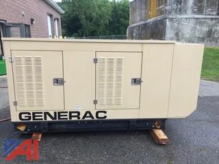 2005 50 KW Generac Generator Natural Gas