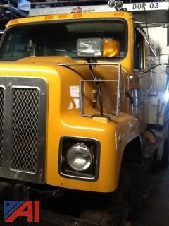 *Update* 1984 International 2554 Dump Truck