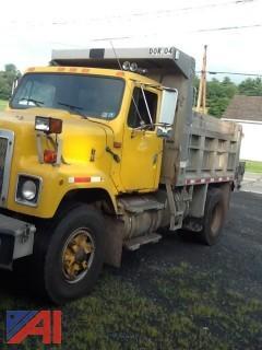 1984 International 2554 Dump Truck