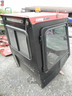Cozy Cab for 345-D Toro Mower