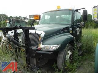 2004 International 4200 Cab and Chassis