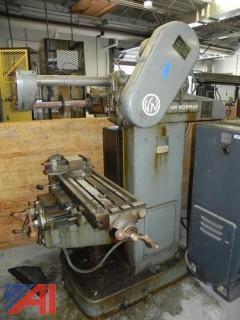 Van Norman Milling Machine