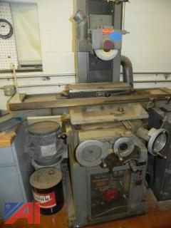 Reid Surface Grinder and Torit Dust Collector
