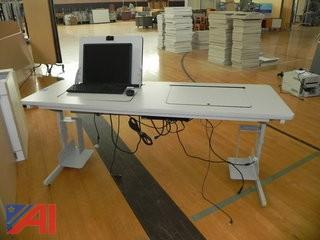(15) Computer Tables