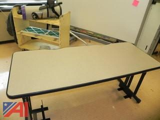 (11) Computer Tables and (3) Desks