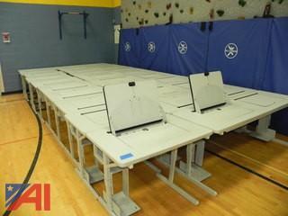(20) Computer Desks