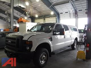 2009 Ford F250 SD Pickup