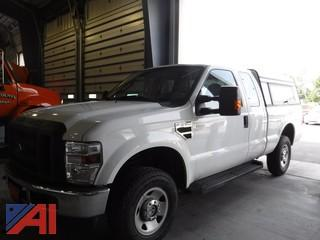 2010 Ford F250 SD Pickup