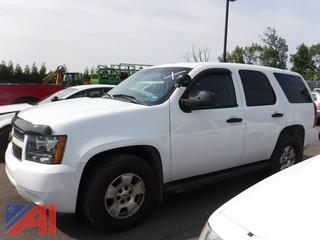 2011 Chevrolet Tahoe Suburban/Police