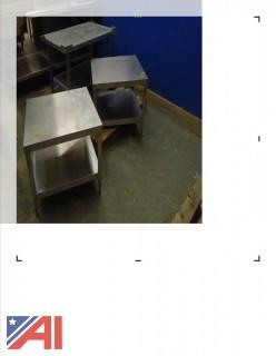 (3) Small Tables