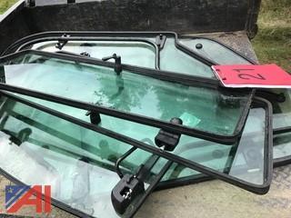 John Deere Gator Glass Cab