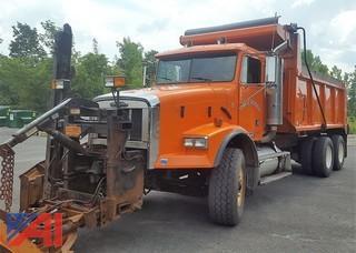 2003 Freightliner FLD112 SD 6x4 Dump Truck