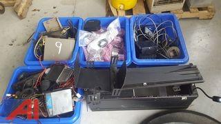 Lot of Assorted Radios and Equipment