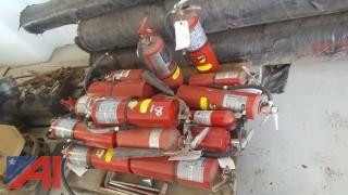 (15) Assorted Fire Extinguishers
