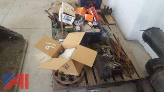 Lot of Assorted Automotive Parts and More