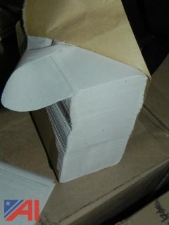 (28) Cases of Multi Fold Hand Drying Paper