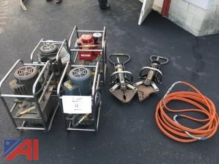 5000 PSI Hurst System with Tools