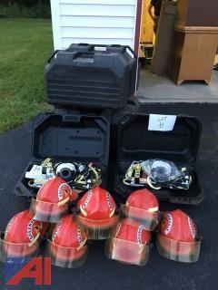 Helmets, Air Packs, SCBA Cases