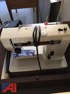 (1) PFAFF Sewing Machine