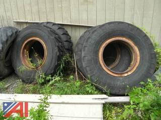 (4) Tires