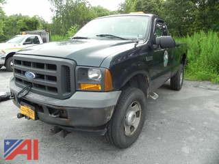 2005 Ford F350 SD Pickup